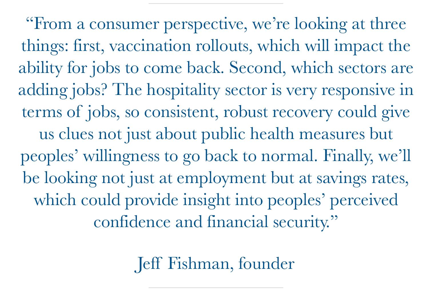 Jeff Fisherman's quote